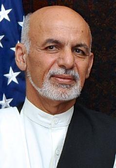 Der USA treue Aschraf Ghani Ahmadsai (2014), Archivbild