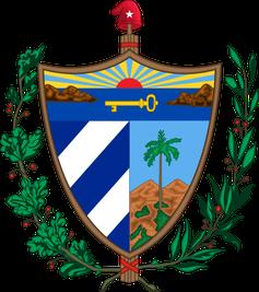 Das Wappen von Kuba: Hier liegt ein Schlüssel zu einer alten Welt...