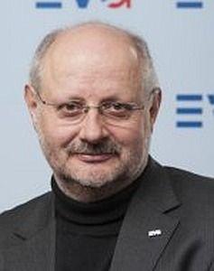 Alexander Kirchner Vorsitzender der Eisenbahn- und Verkehrsgewerkschaft (EVG) Bild: EVG