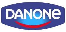 Danone Logo Bild: de.wikipedia.org