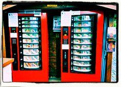 Grillfleisch Automat (Symbolbild)