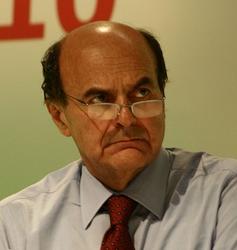 Pier Luigi Bersani, 2010