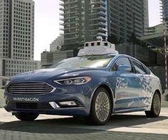 Autonomes Fahrzeug: Ford testet erstes Großprojekt in Miami. Bild: ford.com