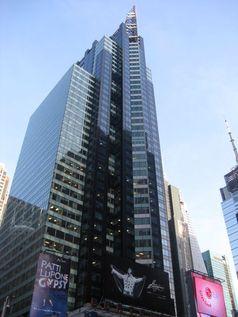 Bertelsmann Building, die Nordamerika-Zentrale in Manhattan, New York City