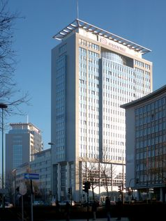 Evonik Firmensitz in Essen