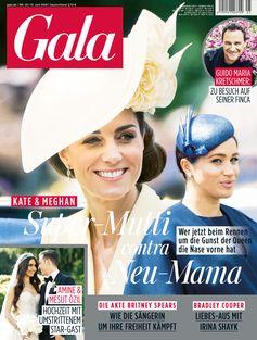 "GALA Cover 25/2019 (EVT: 13. Juni 2019) / Bild: ""obs/Gruner+Jahr, Gala"""
