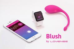 """Sex-Toy """"Blush"""": WLAN-fähiges Sexspielzeug im Anmarsch. Bild: indiegogo.com"""