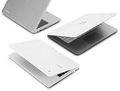 """""""Chromebook""""-Laptops: sollen manipuliert worden sein. Bild: google.com"""