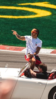 Lewis Hamilton (2019)