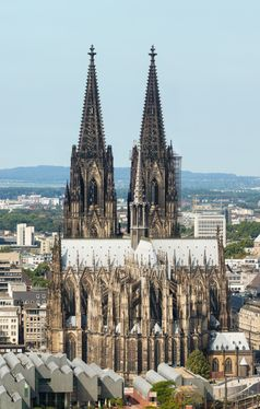 Kölner Dom (Symbolbild)