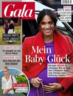 GALA Cover 8/2021  Bild: GALA, Gruner + Jahr Fotograf: Gruner+Jahr, Gala