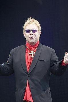Elton John Bild: Richard Mushet