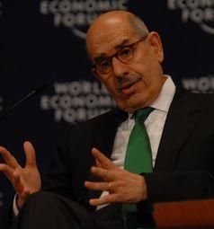Mohammed el-Baradei