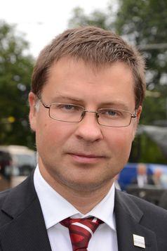 Valdis Dombrovskis (2011)