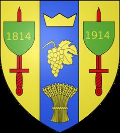 Craonne ist eine französische Gemeinde im Département Aisne in der Région Hauts-de-France (bis 2016: Picardie)