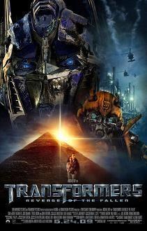 Transformers 2 Kinoplakat
