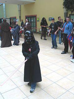 Kleiner Lord Vader