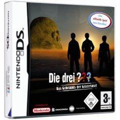 """Cover """"Die Drei ??? - Das Geheimnis der Geisterinsel"""""""