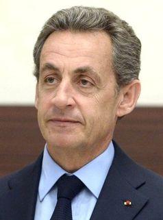 Ritter Nicolas Sarkozy (Oktober 2015), Archivbild