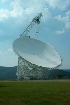 Green-Bank-Observatorium