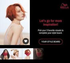 Tolle Looks: Einfach Trends checken und virtuell ausprobieren.
