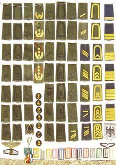 Die Dienstgrade in der Bundeswehr