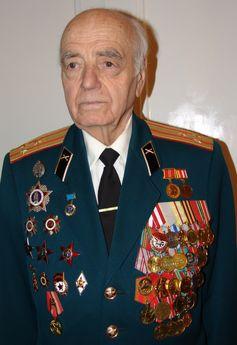Veteran in Russland (Symbolbild)