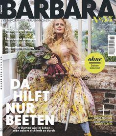 Cover_BARBARA 5/21 (EVT: 01.04.2021) / Bild: Gruner+Jahr, BARBARA Fotograf: Gruner+Jahr, BARBARA