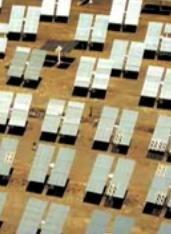 Desertec-Projekt wird erweitert. Bild: desertec.com