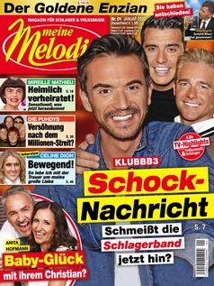 """Cover 1_20. Bild: """"obs/Meine Melodie"""""""