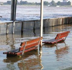 Überflutet: Neues System soll Schäden verhindern. Bild: Alexandra H./pixelio.de