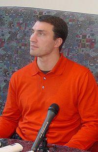 Wladimir Klitschko Bild: de.wikipedia.org