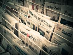 Zeitungen: Unsicherheit bei Fakten erlaubt.