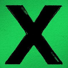 "Ed Sheeran's Album Cover ""X"""