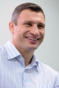 Vitali Klitschko Bild: Vitali Klitschko, Klitschko Management Group GmbH, http://www.k-mg.com / de.wikipedia.org
