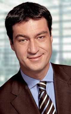 Dr. Markus Söder, Bayerischer Staatsminister der Finanzen. Bild: bayern.de