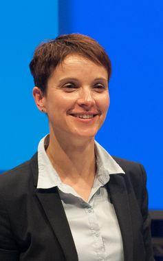Frauke Petry, 2015