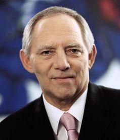 Wolfgang Schäuble / Bild: Wolfgang Schäuble, de.wikipedia.org