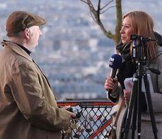 Reporterin: Amerikaner trauen eher lokalen Medien.