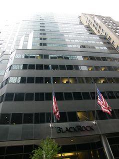 BlackRock-Zentrale in Midtown Manhattan, New York City