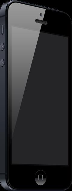 Schwarzes iPhone 5