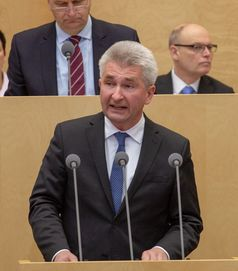 Andreas Pinkwart im Bundesrat, 2019