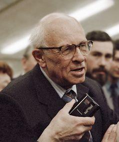 Andrei Sacharow, 1989