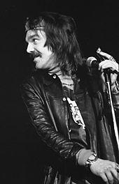 Captain Beefheart, Toronto, 1974. Bild: Jean-Luc