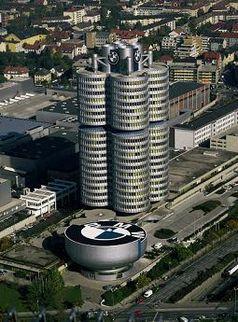 BMW Werk München Bild: BMW AG