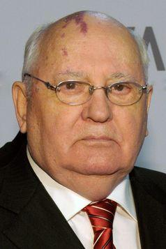 Michail Gorbatschow auf der Unesco Charity Gala 2011