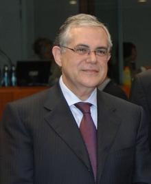 Papademos, 2007 Bild: Greek Ministry of Finance / de.wikipedia.org