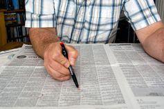 Arbeitssuche: nicht nur ökonomisch wichtig. Bild: pixelio.de/Picturepointphoto