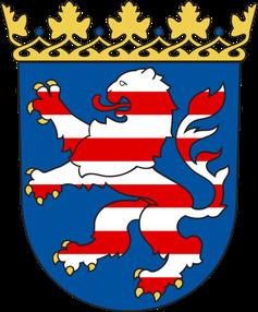Wappen von Hessen