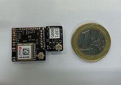 Chip: Diese kleine Leiterplatte fliegt Drohnen. Bild: tudelft.nl